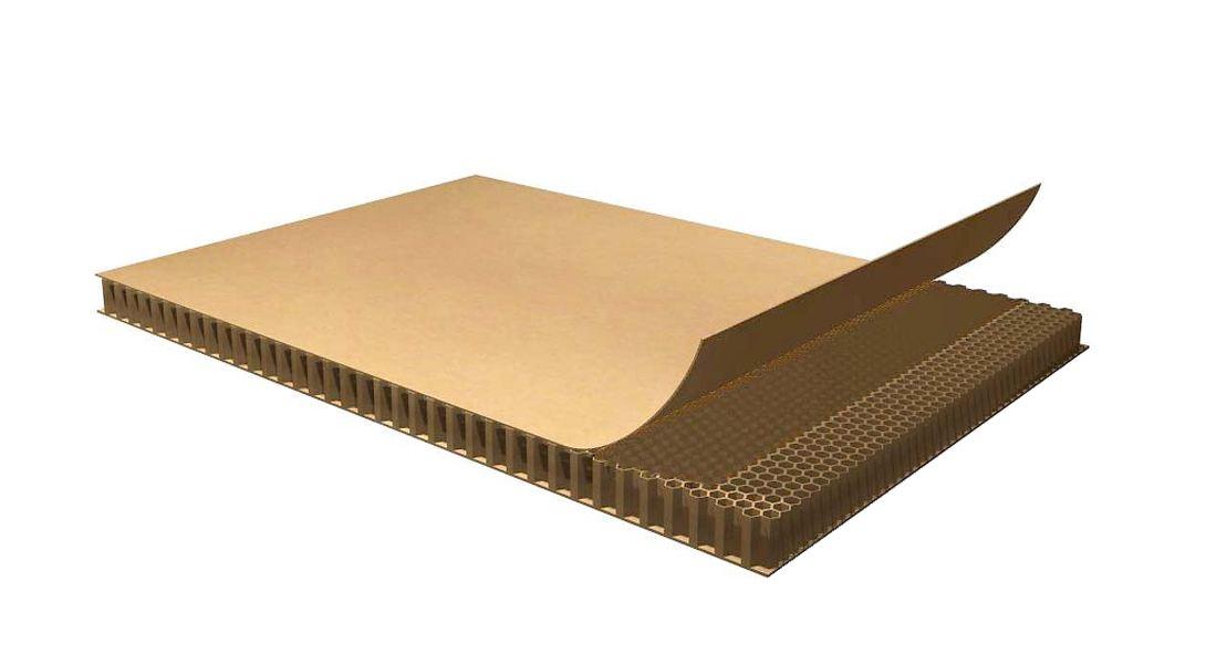 代木重型蜂窝纸箱